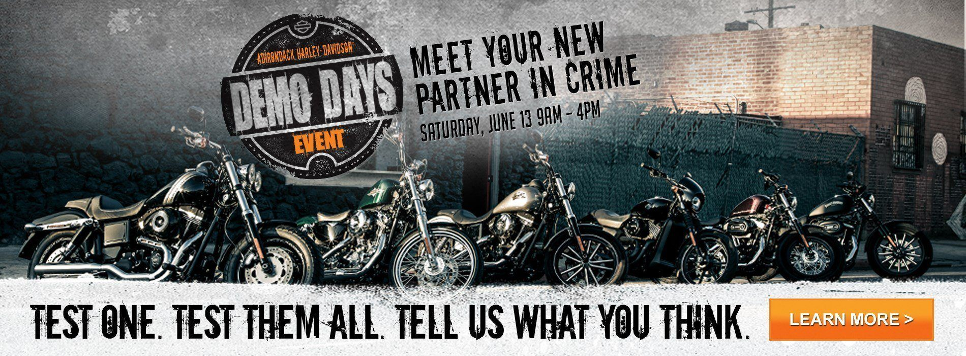 DEMO RIDE WEB BANNER